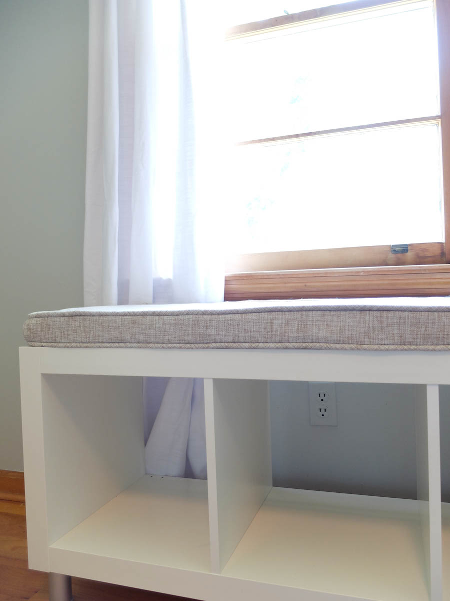 Bookshelf Bench For The Nursery Telafante